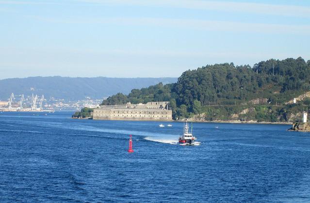 Fortification, Ferrol Estaury