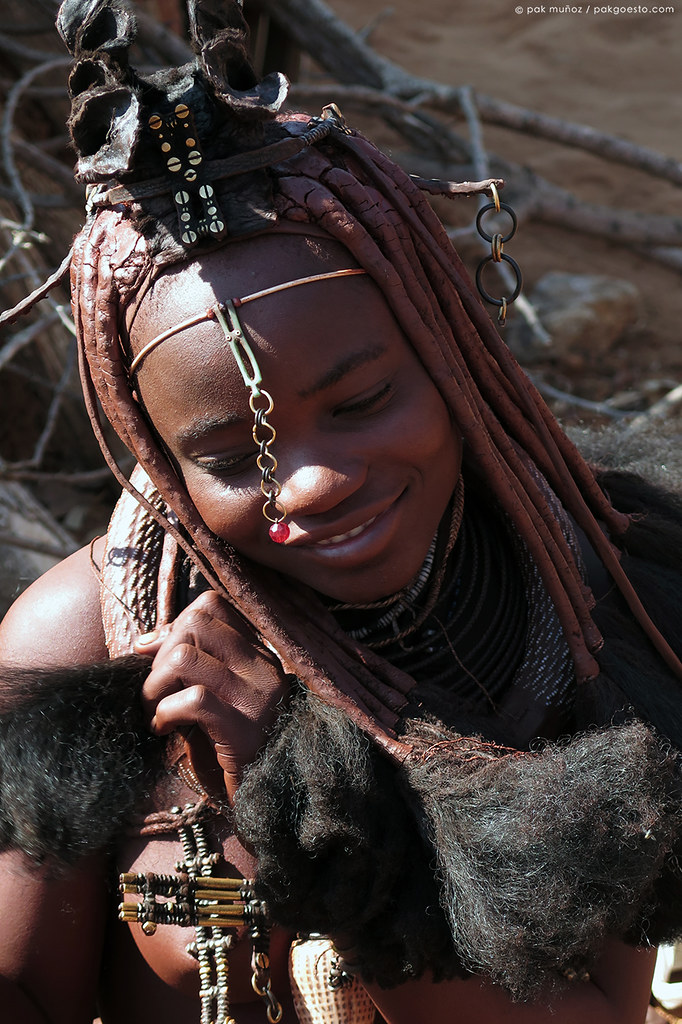 Chica himba