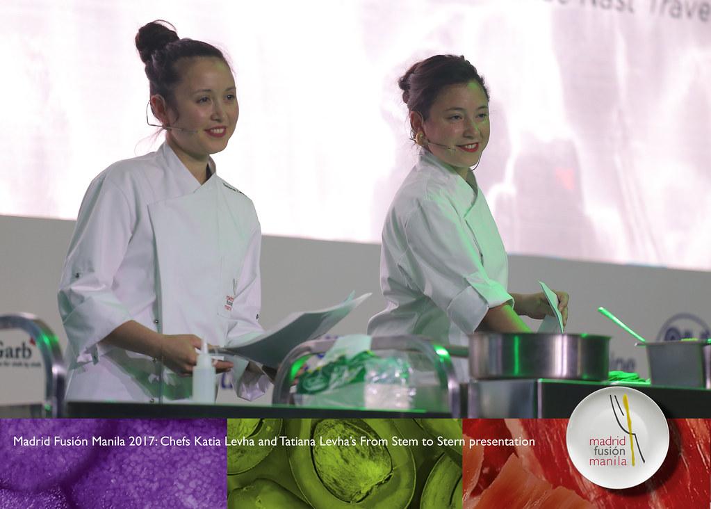 Madrid Fusion Chefs 7