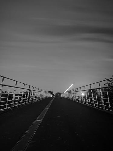 just go on millenium bridge york uk atropos91 flickr. Black Bedroom Furniture Sets. Home Design Ideas