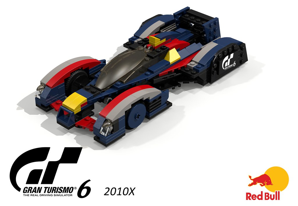 Red Bull X2010 Concept Racer (Grand Turismo 6) | The Red Bul… | Flickr