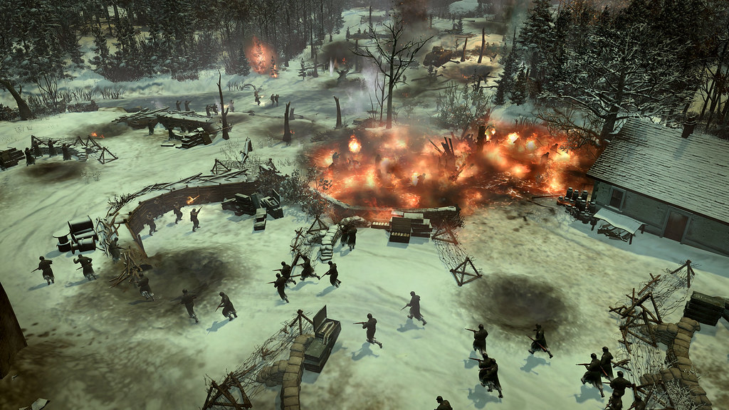 Case Blue Company Of Heroes 2 : Company of heroes 2 ardennes assault sega of america flickr