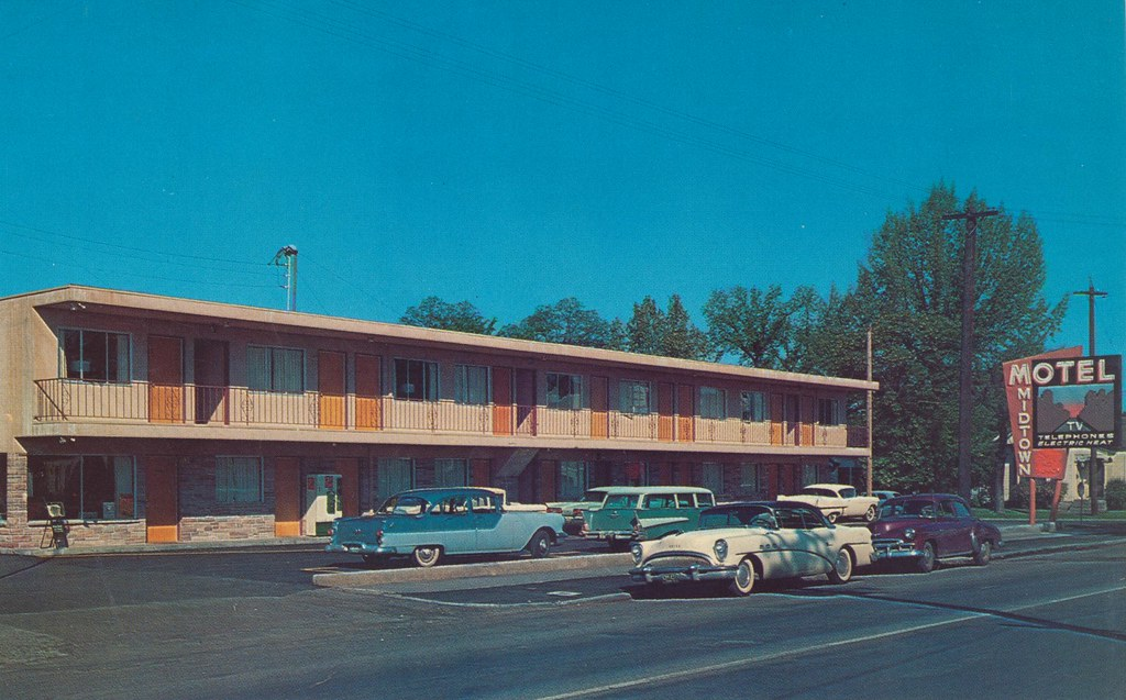 Midtown Hotel - Walla Walla, Washington