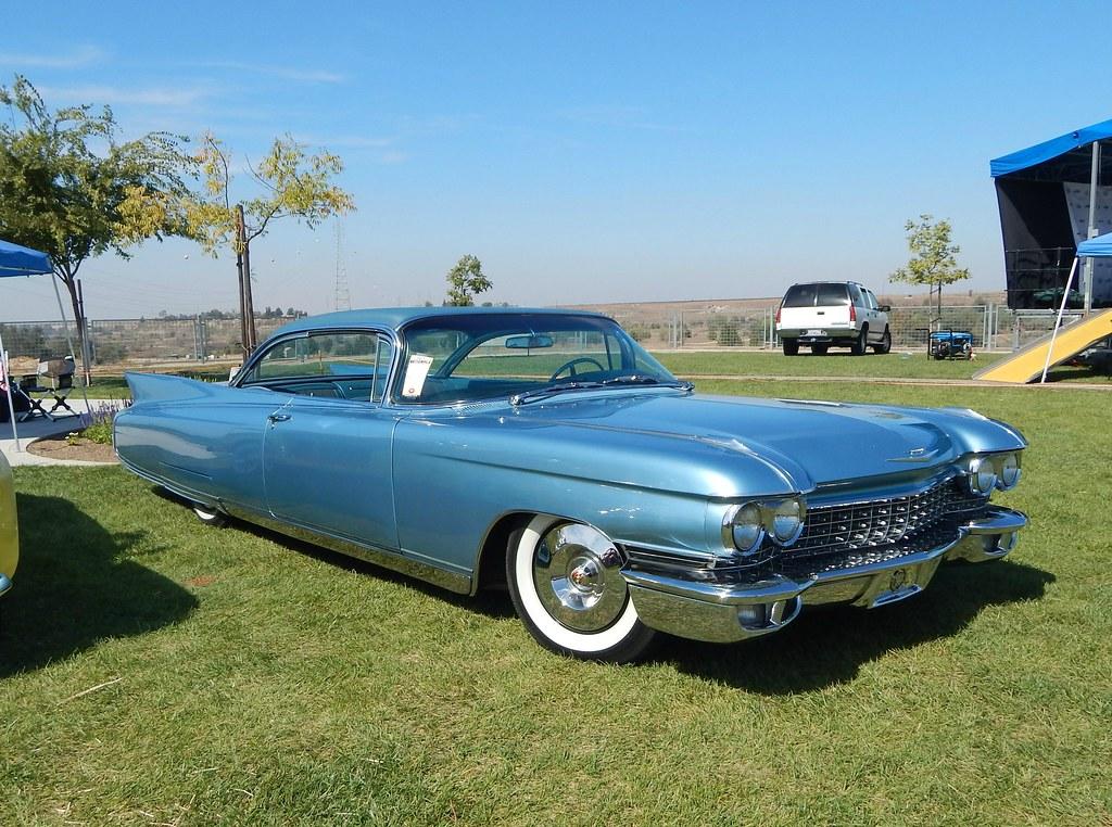Rare Only 1075 Were Made 1960 Cadillac Eldorado Sevi Flickr