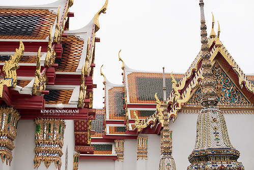 Wat Pho | by -kimcunningham