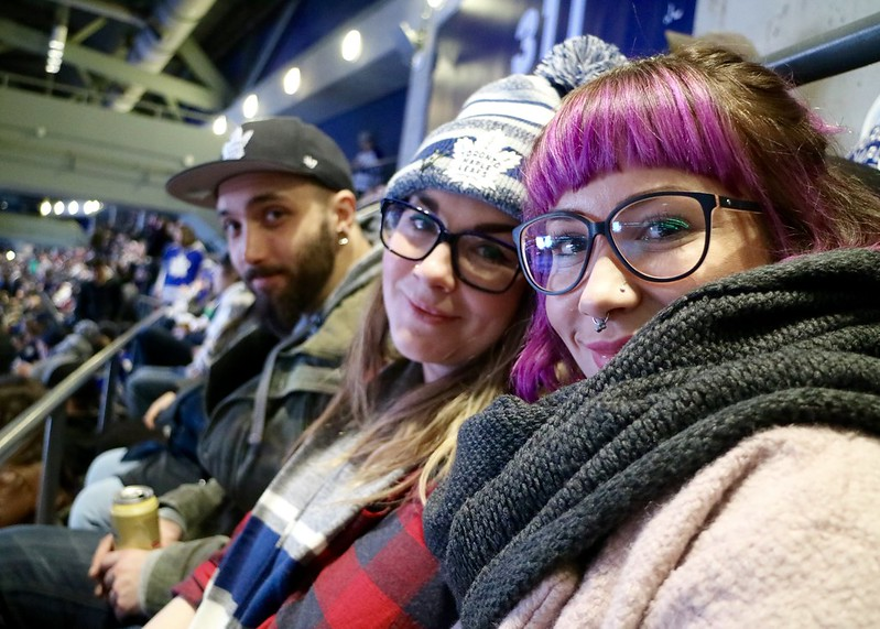 Ice Hockey Game Toronto