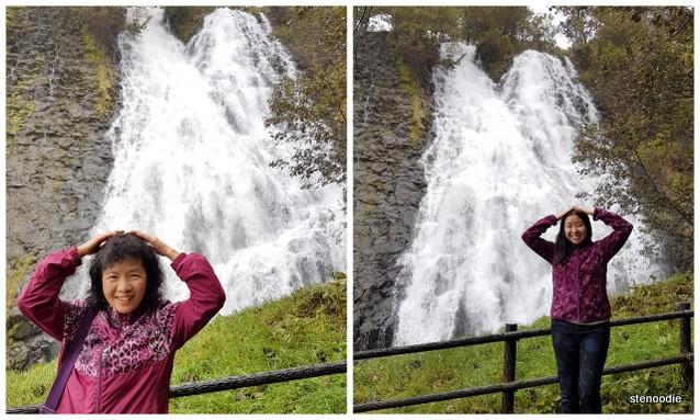 Oshinkoshinno Falls