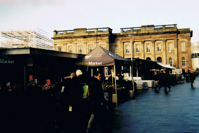 Ashton Open Market (from Bow Street)