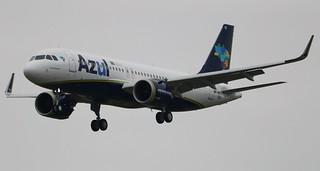 AIRBUS A320-251NEO AZUL PR-YRI