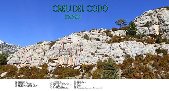 La Vall de Lord -08- Sector Creu del Codó -01- Subsector Picnic -01-