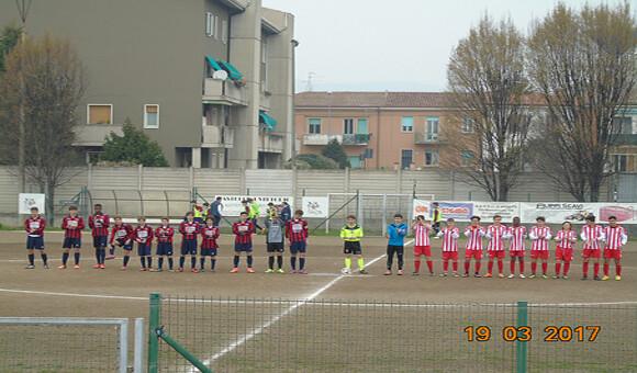 Giovanissimi Regionali, Virtus - Trissino termina 0-0