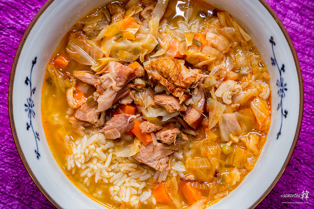 20170317 Home-cooked Sam's Hot & Piquant Gumbo 4023