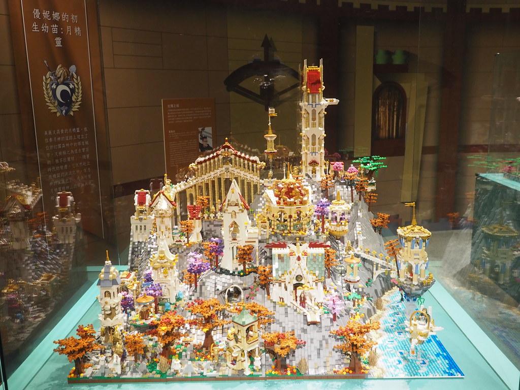 Brickfinder Goes To Lego Fantasy Adventure Story Exhibit