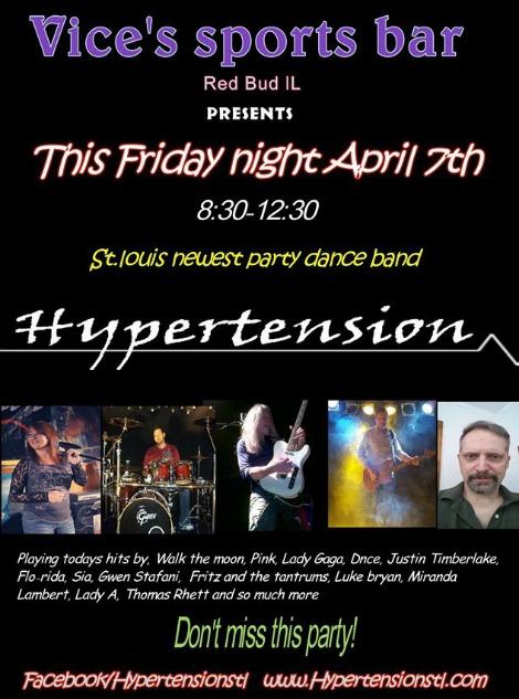 Hypertension 4-7-17