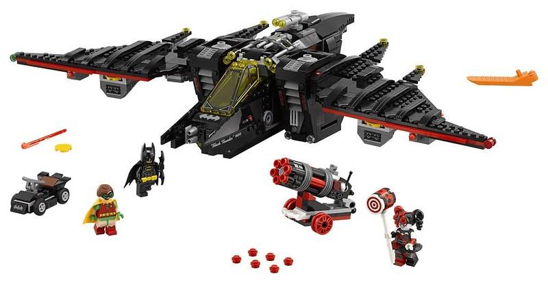 LEGO Batman Movie The Batwing (70916)