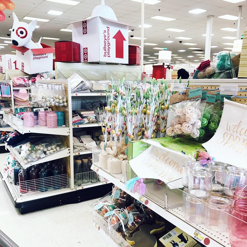 target dollar section