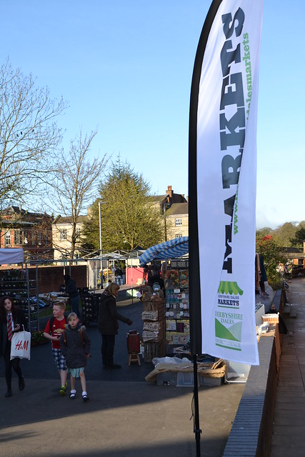 Ashbourne Thursday Market relaunch