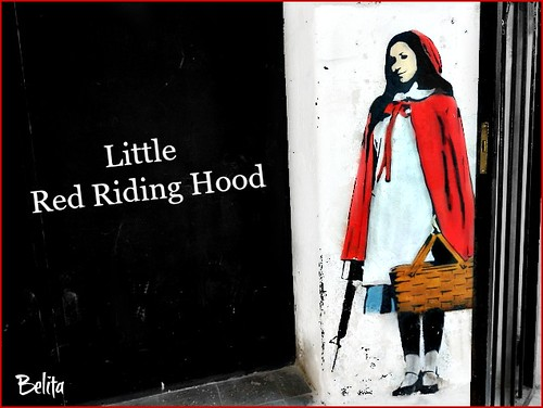-LITLLE  RED RIDING HOOD