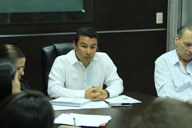 Presentación del Informe de Cumplimiento del Plan de Mejoras en el Instituto de la Propiedad