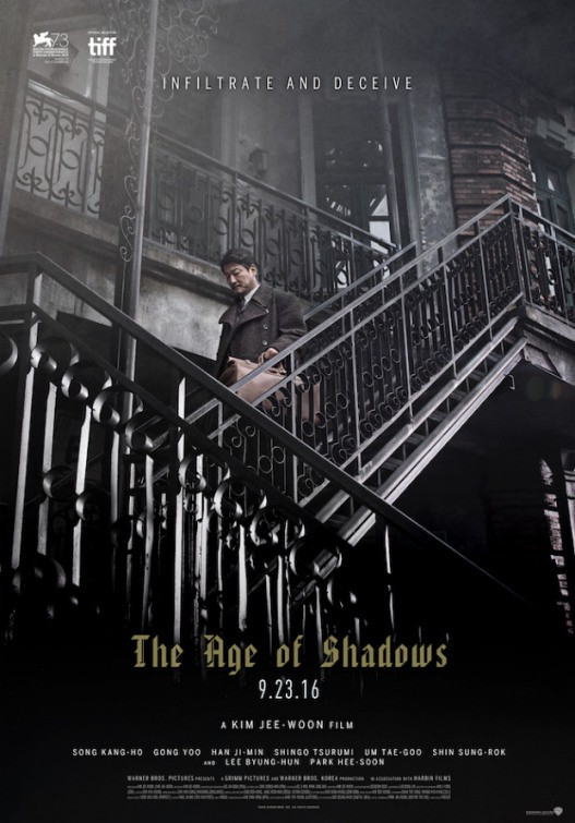 The Age of Shadows - Poster 1