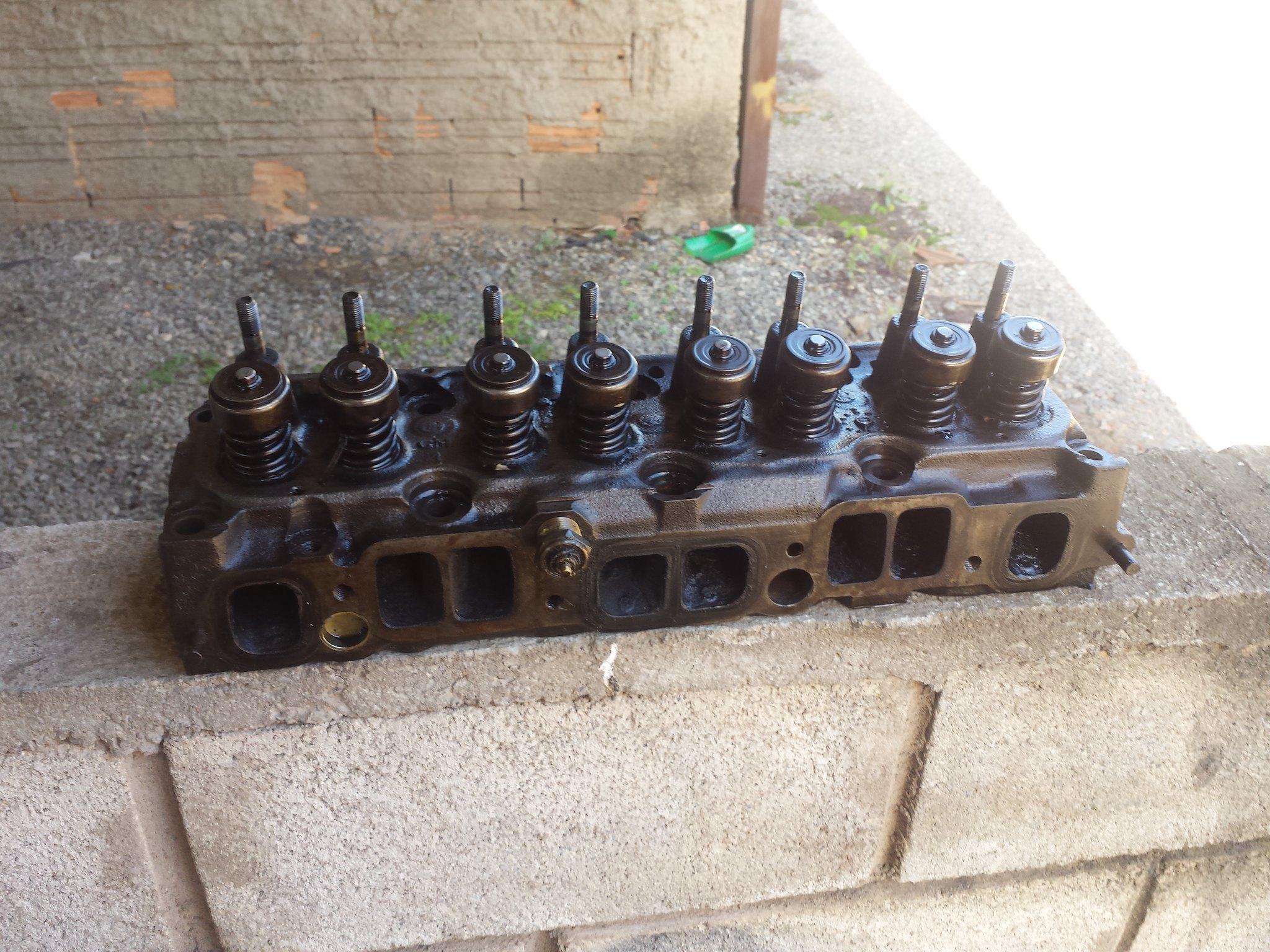 Turbo - Preparação para o Diplomata 88 4 cilindros turbo  32820702973_ec541d6df4_k