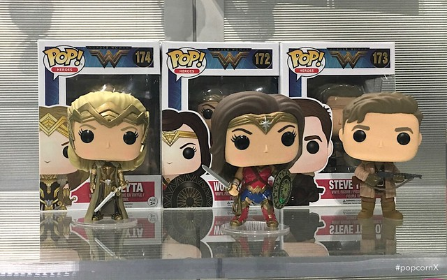Wonder Woman Popvinyls