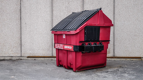 Dumpster | by Stephen Downes