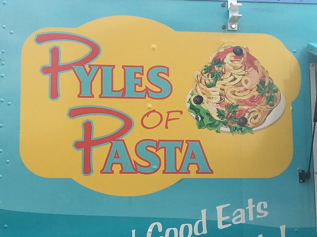 Pyles of Pasta