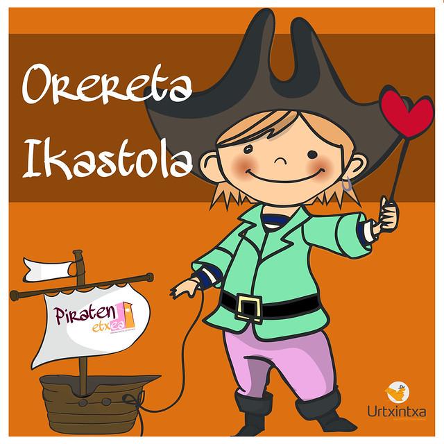 Egonaldi Pirata- Orereta ikastola 2017/05/30-31