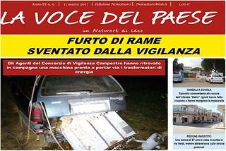 Noicattaro. Prima pagina n. 9-2017 front