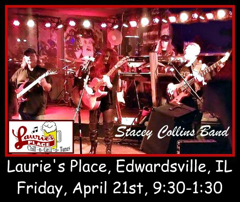 Stacey Collins Band 4-21-17