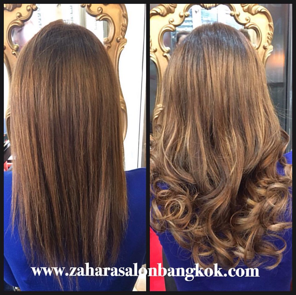 Human Hair Extensions Best Salon In Bangkok At Zahara Sa Flickr