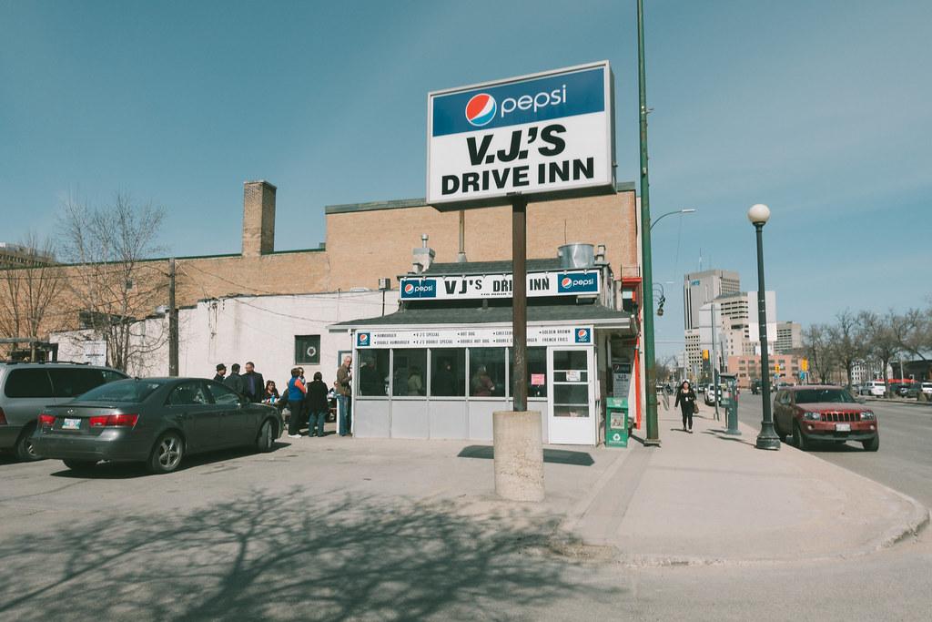 V.J.'s Drive-Inn