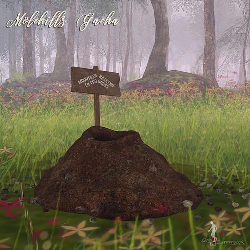 Molehills Gacha