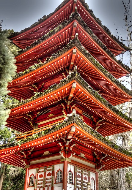 Red Pagoda