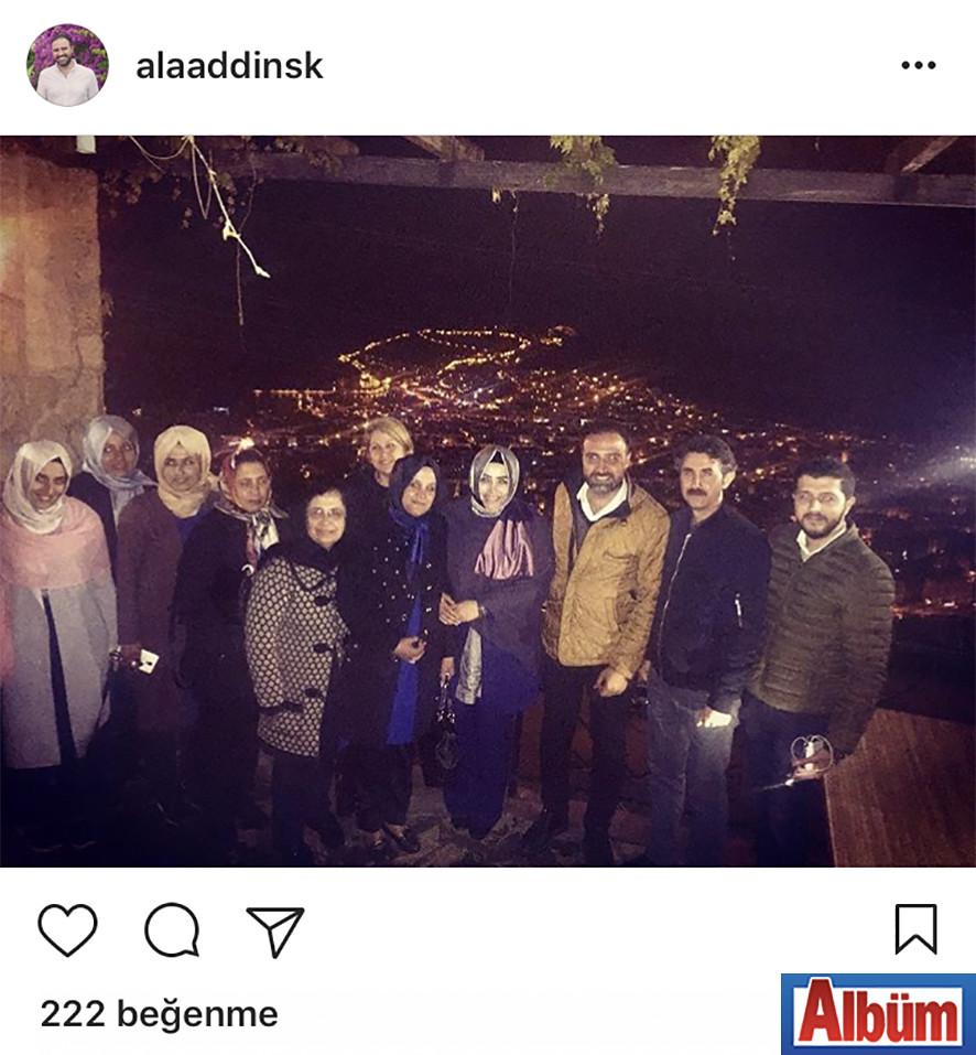 AK Parti Gençlik Kolları Başkanı Alaaddin Işık