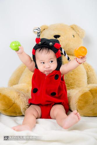 [高雄]超萌寶寶照哪裡拍?大家都推薦Kiss99的五個原因 (7)