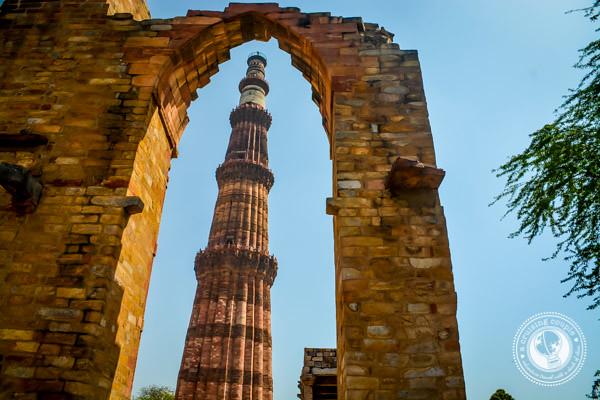 Qutb Minar Delhi Inida