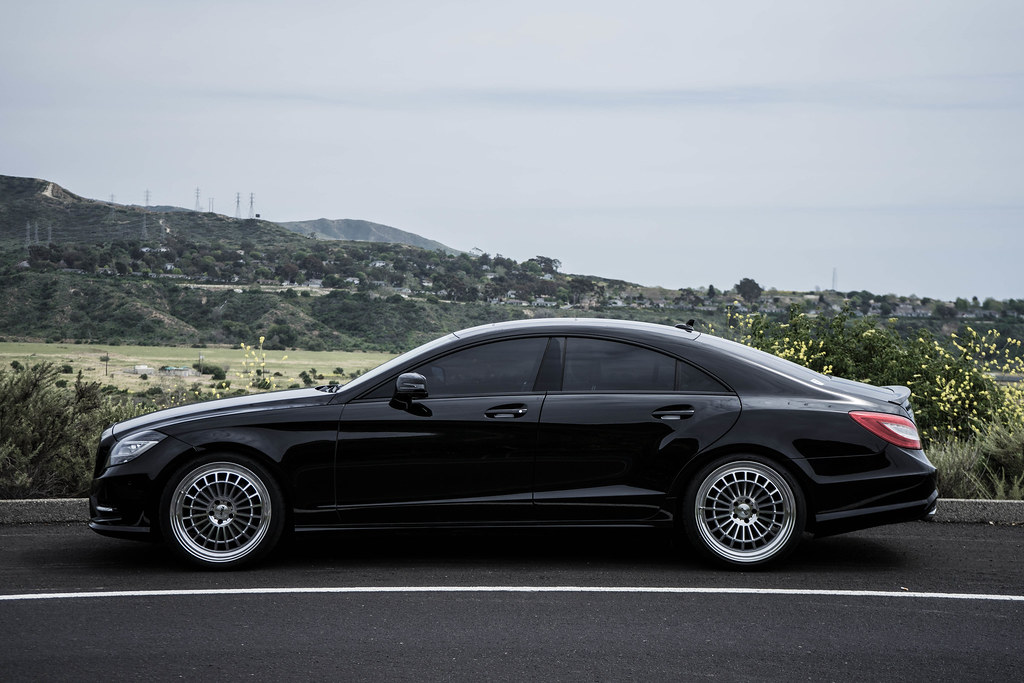 TSW Rally on a Mercedes Benz CLS550 5 | TSW ALLOY WHEELS | Flickr