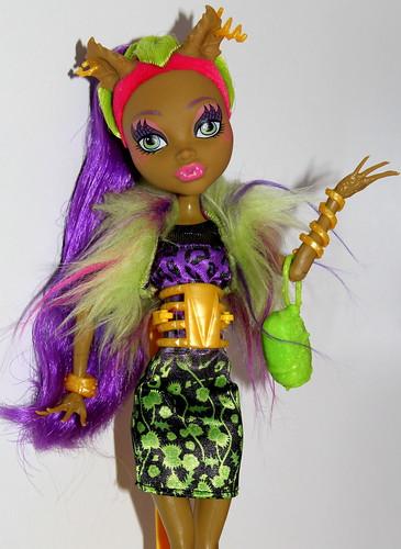 Venus Mcflytrap Doll Monster High ♥ Clawv...