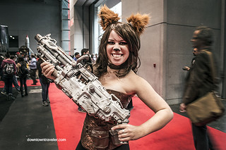 NY Comic Con 2014 Rocket Raccoon | by Downtown Traveler