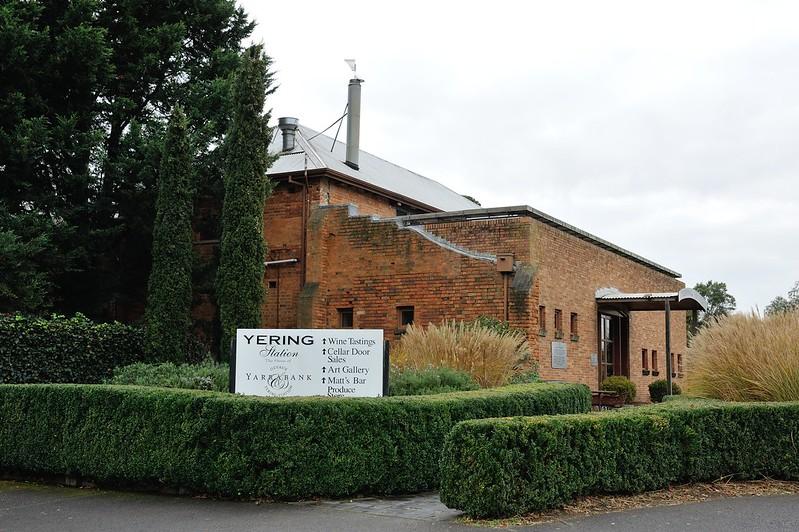 Yering Station