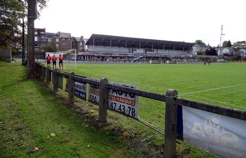 Royal Spa FC v Stade Disonais (Belgian Provincial Division of Liege, at Geronstere Stadium)