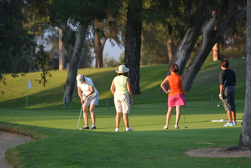 Networking Golf Tourney for Women