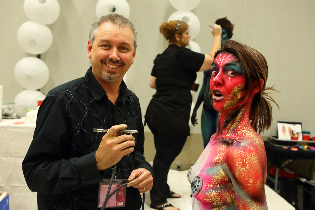 Image result for comicon painter