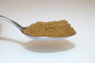 08 - Zutat Kreuzkümmel / Ingredient cumin