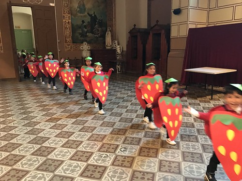 Infantil. Desfile de disfraces.