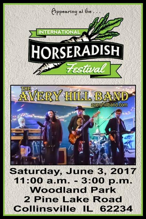 Avery Hill Band 6-3-17