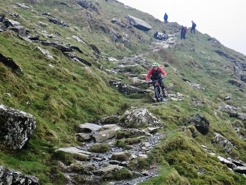 North Wales MTB wekend