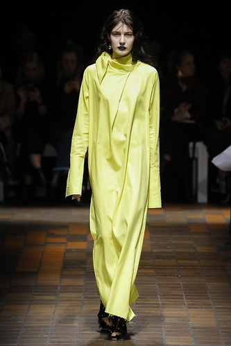 Marques'Almeida Fall 2017 Ready-to-Wear